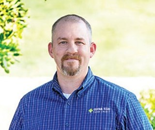 Jim Burkhead Promoted to Loan Officer at Central Texas Farm Credit