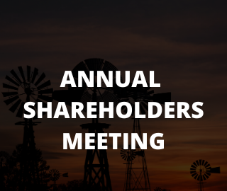 Central Texas Farm Credit 2020 Annual Shareholders Meeting